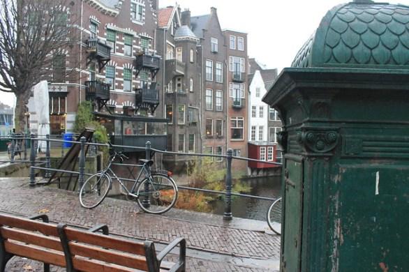 Delfshaven Roterdam