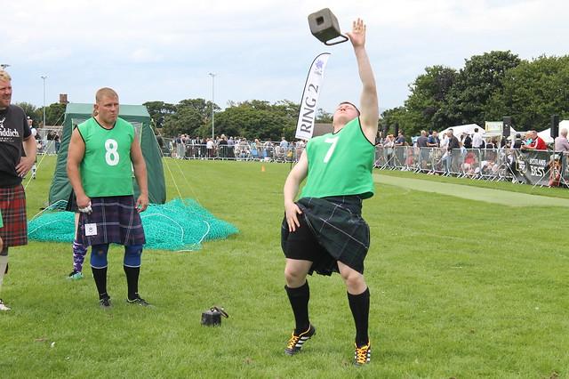 Highlands Games North Berwick Escocia