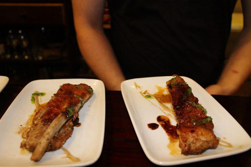 Kebab en Borda Berri San Sebastian