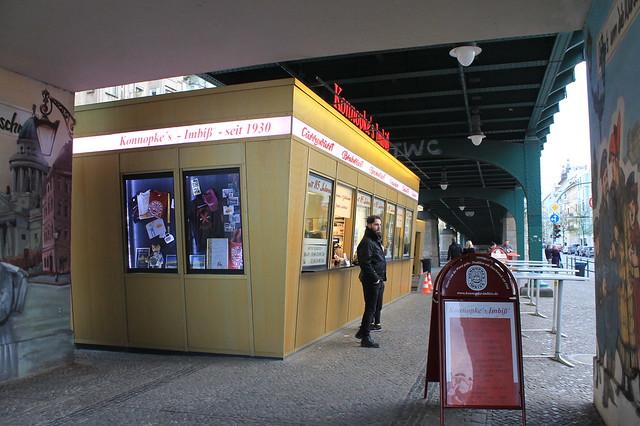 Konnopkes Imbiss Berlin