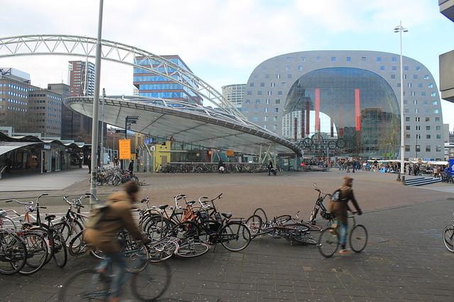 Markthal Roterdam