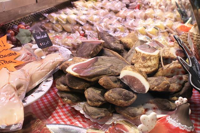Mercado de Victor Hugo Toulouse