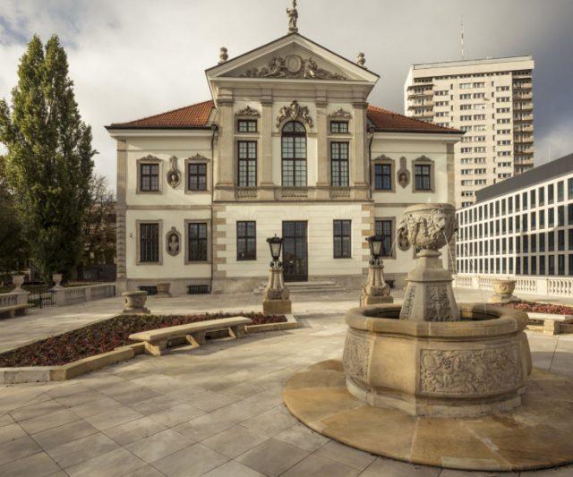 Museo Chopin Varsovia Polonia