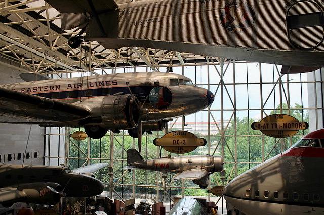 Museo del Aire y del Espacio Washington