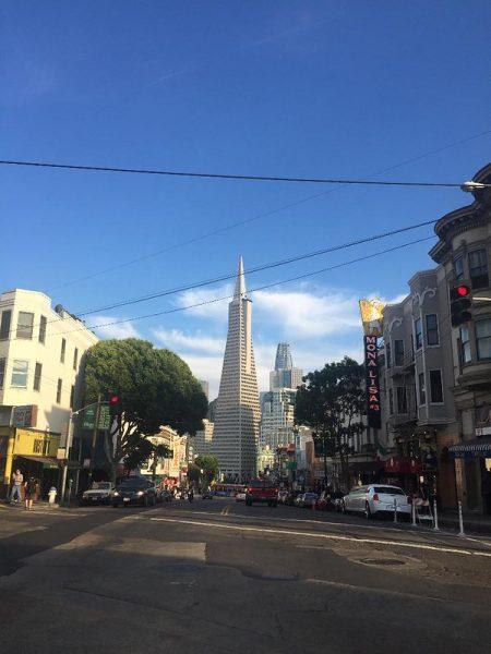 Pirámide Transamerica San Francisco
