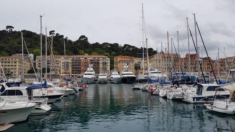 Puerto de Niza o Port Olympia