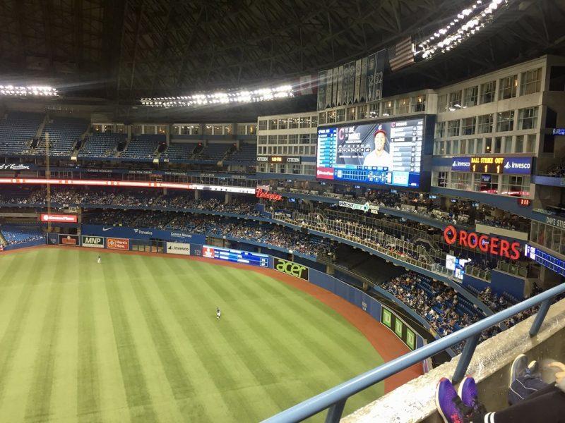 Rogers Centre Toronto Canada