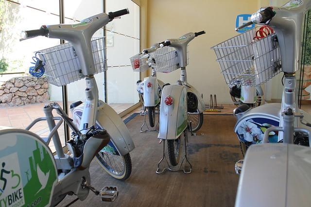 Servicio gratuito de bicicletas eléctricas Tivoli Carvoeiro