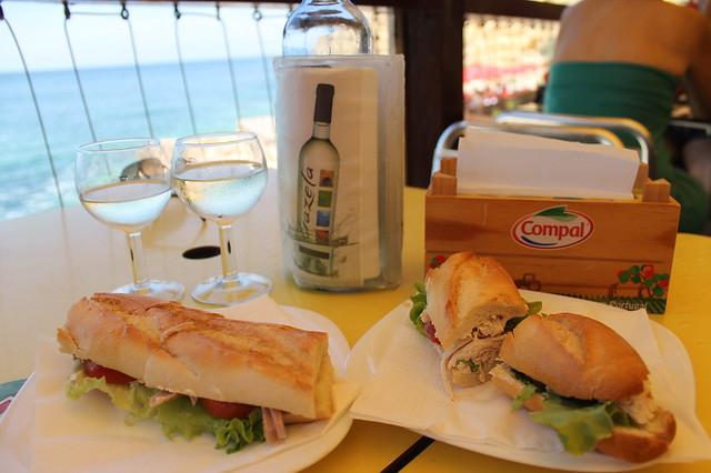 Snacks Praia de Vale Centeanes