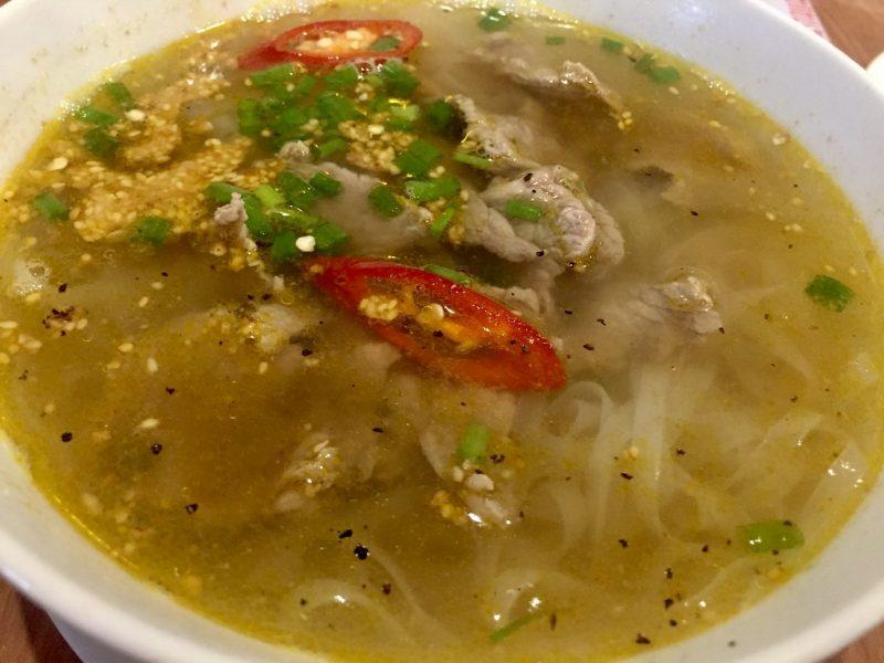 Sopa pho vietnamita