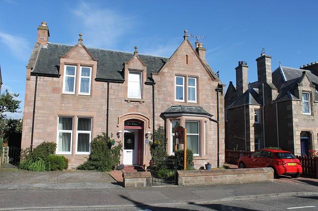 St Anns House Inverness Highlands Escocia
