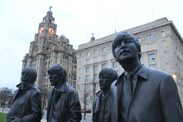 The Beatles Liverpool