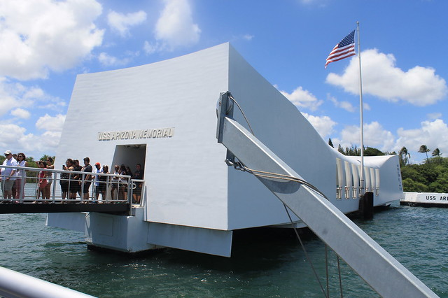 USS Arizona Pearl Harborr Hawai