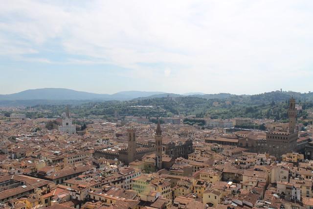 Vistas Duomo Florencia