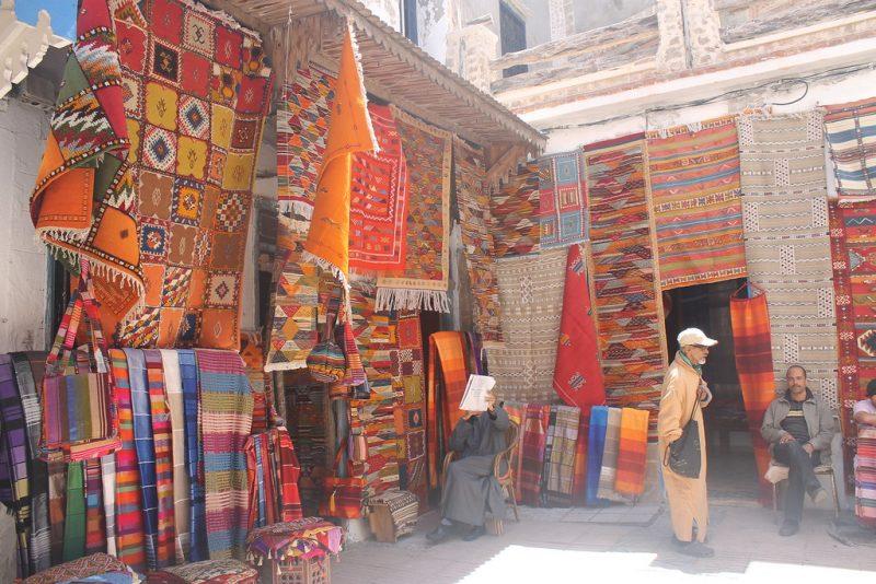 Alfombras Essaouira