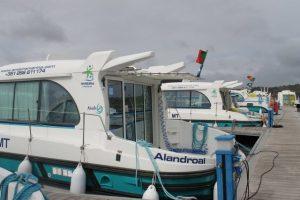 Alquiler de barcos Amieira Marina Portugal
