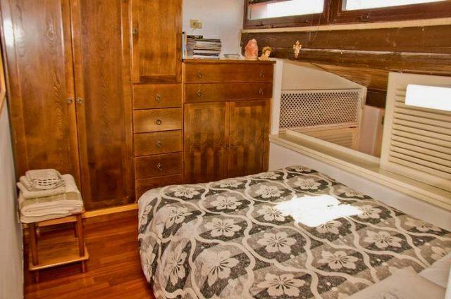 Apartamento dormitorio