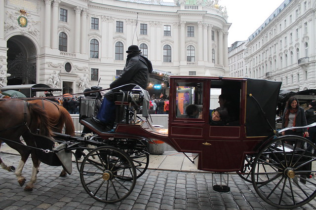 Carruaje Viena