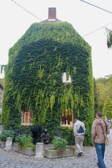 Casa de Durbuy Belgica