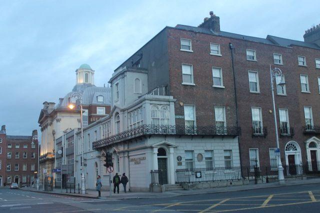 Casa de Oscar Wilde Dublin