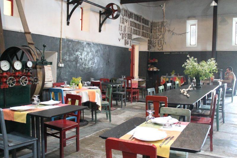 Comedor Restaurante Sem-Fim Monsaraz Portugal