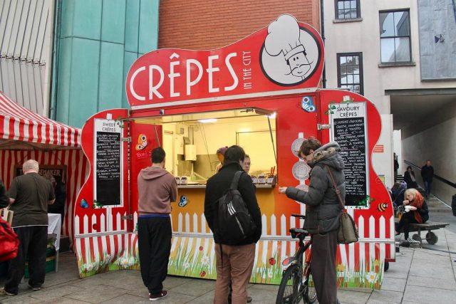 Crepes Dublin