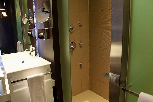 Ducha Hotel Barceló Oviedo Cervantes