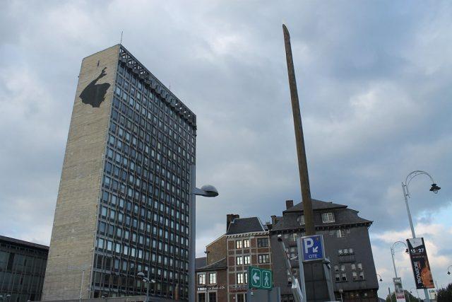 Edificio de Belgica