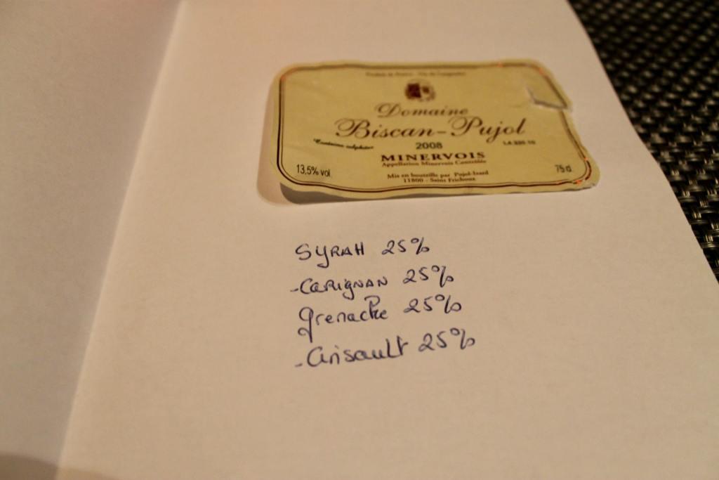 Etiqueta vinos Durbuy Belgica