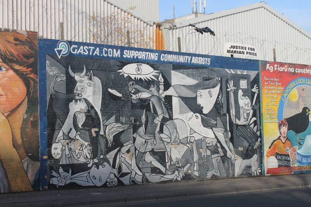 Guernika Belfast