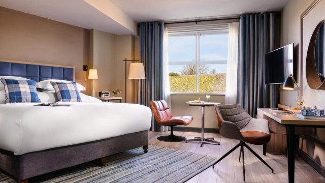 Habitacion Harbour Hotel Galway