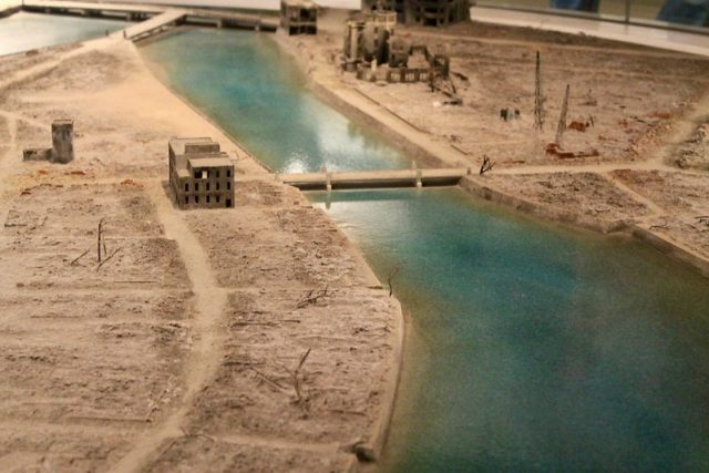 Hiroshima tras la bomba atomica