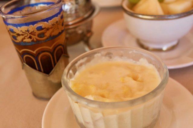 Huevos Riad Abracadabra Marrakech