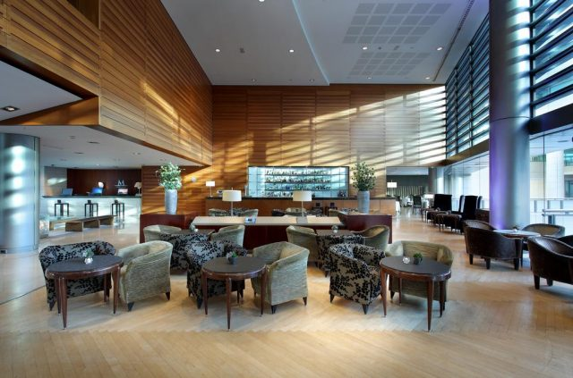 Lobby Eurostars Gran Marina