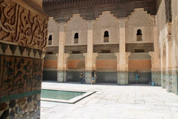 Madraza de Ben Youssef Marrakech