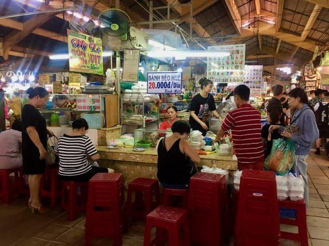 Mercado Ben Thanh Ho Chi Minh Vietnam