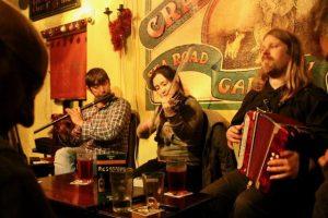 Musica tradicional irlandesa