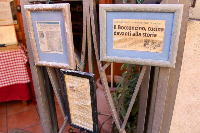 Osteria Il Bocconcino Roma