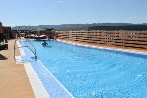 Piscina Hotel Eurostars Palace