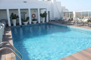 Piscina Mövenpick Hotel Casablanca