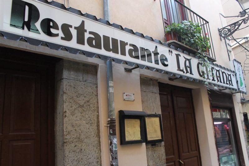 Restaurante La Gitana Leon