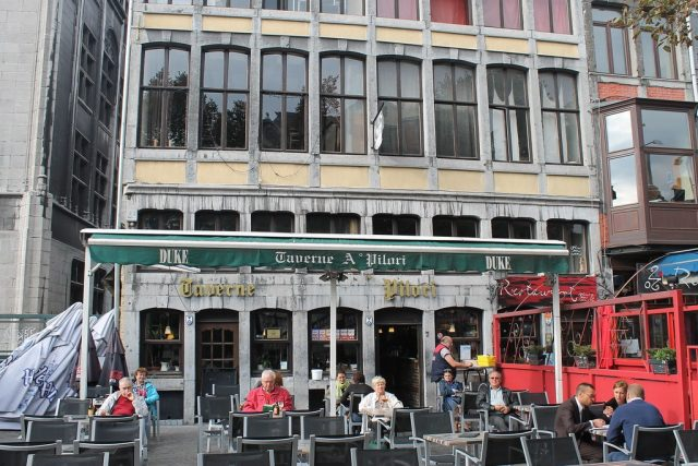 Restaurante Lieja Belgica