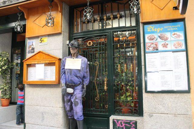 Sidreria Diego Madrid