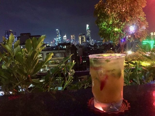 The View Rooftop Bar Ho Chi Minh