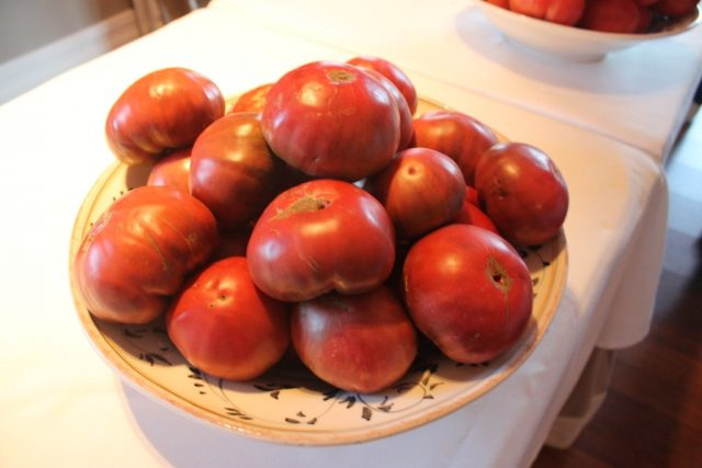 Tomates de la Huerta de Carabaña