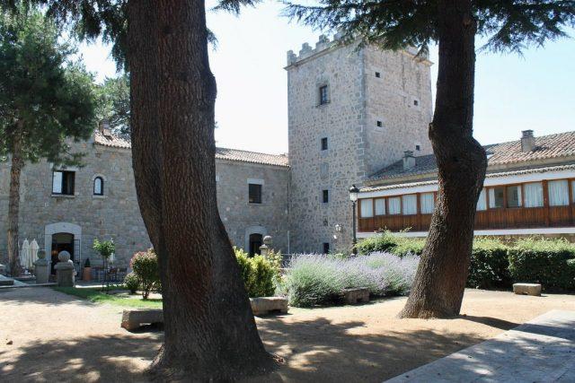 Torreon Parador de Ávila