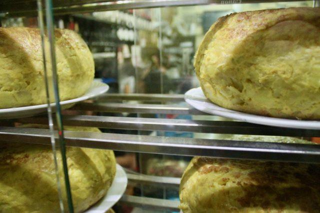 Tortilla Casa Santos Cordoba