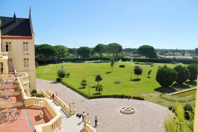 Vistas Balneario Palacio de las Salinas