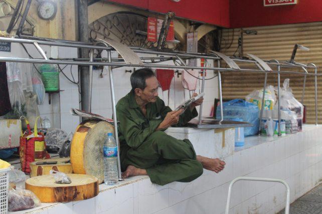 Vietnamita en Ho Chi Minh