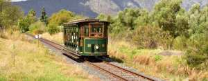 """Franschhoek Wine Tram, Western Cape, Sou"" (CC BY 2.0) by South African Tourism"